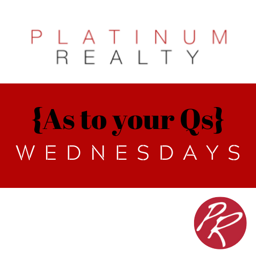 PR {As to your Qs}