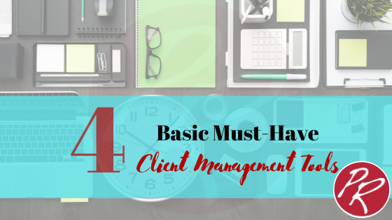 Platinum Realty 4 Basic Must-Have Client Management Tools