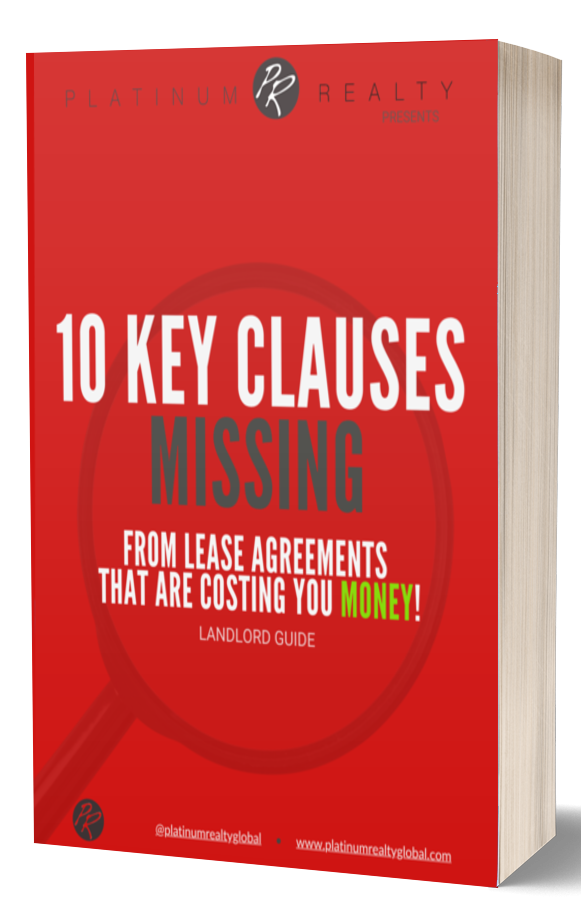 PRG 10 Keys Missing From Lease Agreements Guide